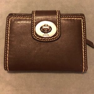 Coach Wallet - Brown